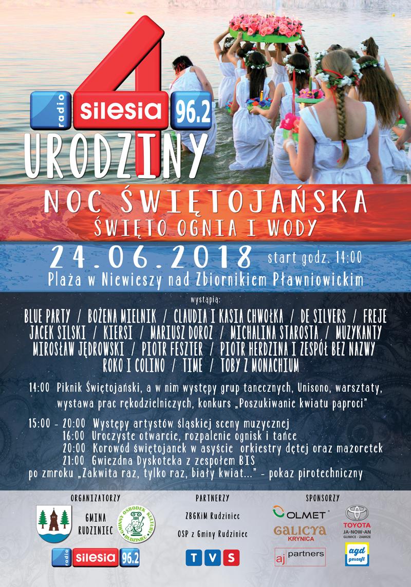 plakat_www_4_urodziny_radia_silesia_noc_swietojanska