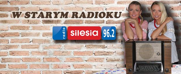 WARZYNIE W STARYM RADIOKU <BR>CLAUDIA I KASIA CHWOŁKA